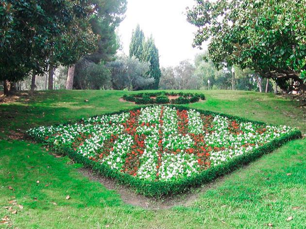 Jardins Mossèn Cinto Verdaguer