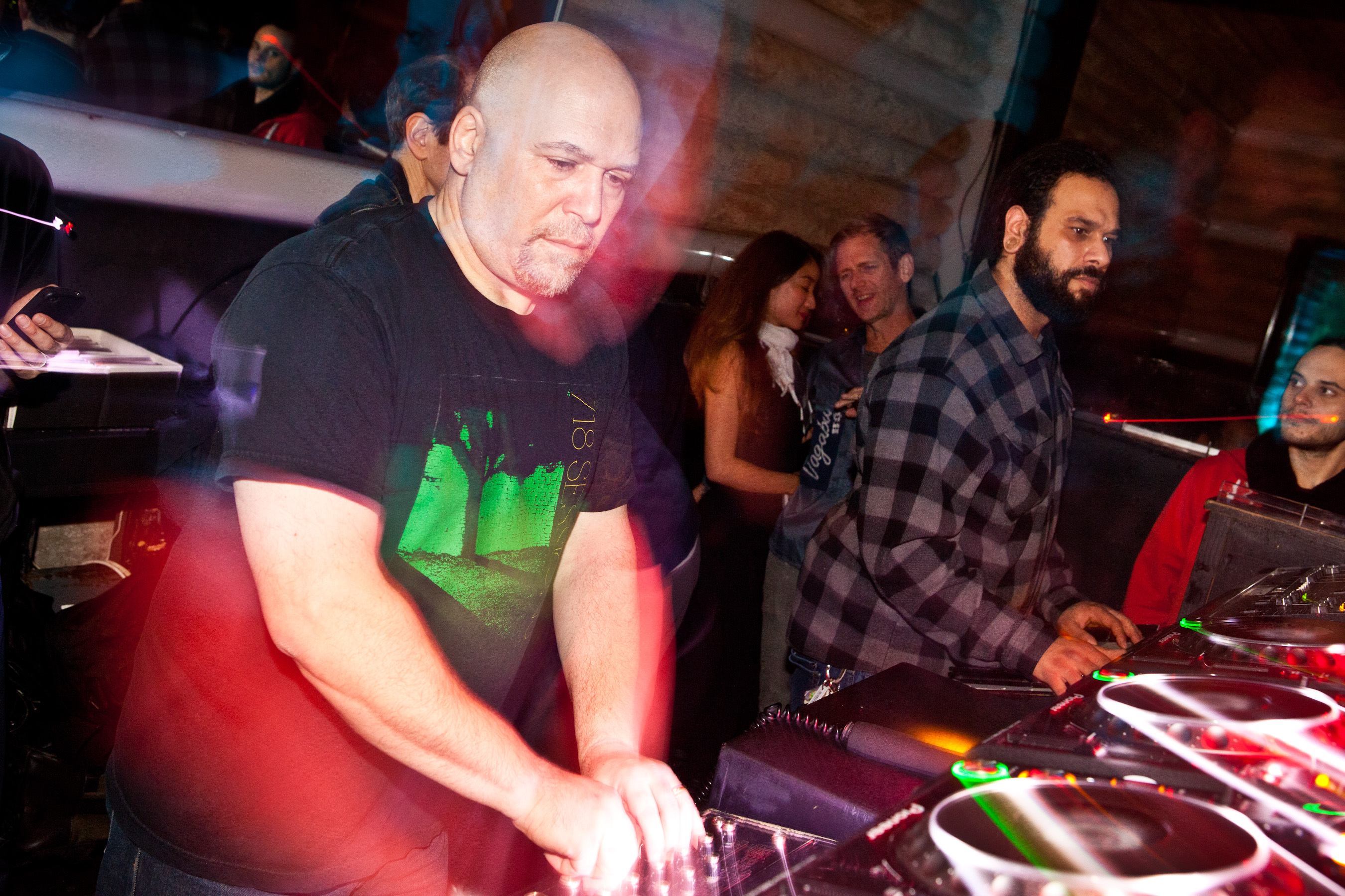 Photos: Cielo Tenth Anniversary with Todd Terje + Danny Krivit