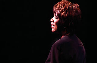 Carmen Lundy with Luckman Jazz Orchestra