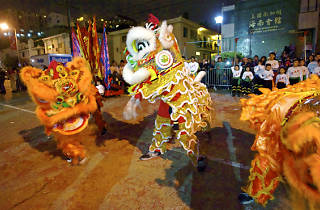 Golden Dragon Parade & Chinese New Year Festival