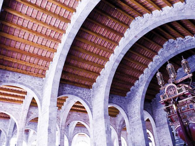 Museu Maritim de Barcelona Drassanes