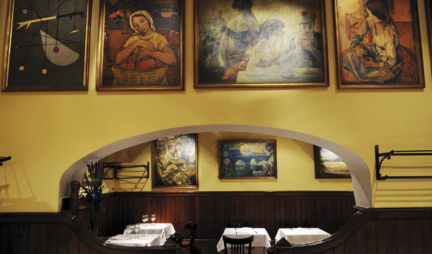 Cuina francesa a Barcelona