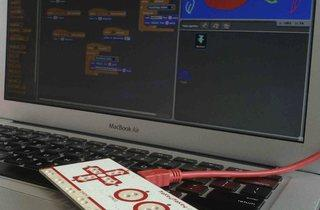 Scratch + MaKey MaKey Workshops
