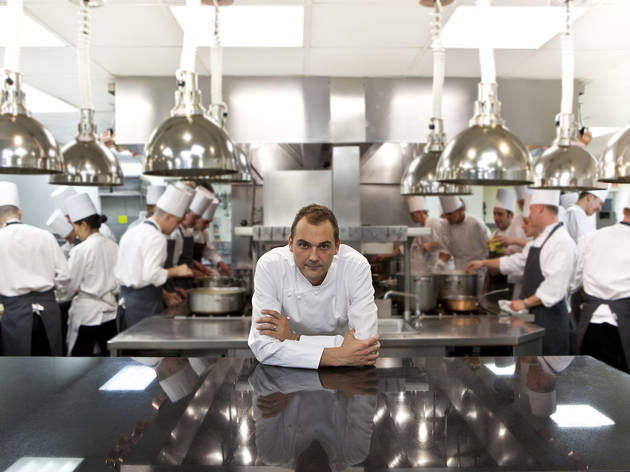 Chef of the year: Daniel Humm