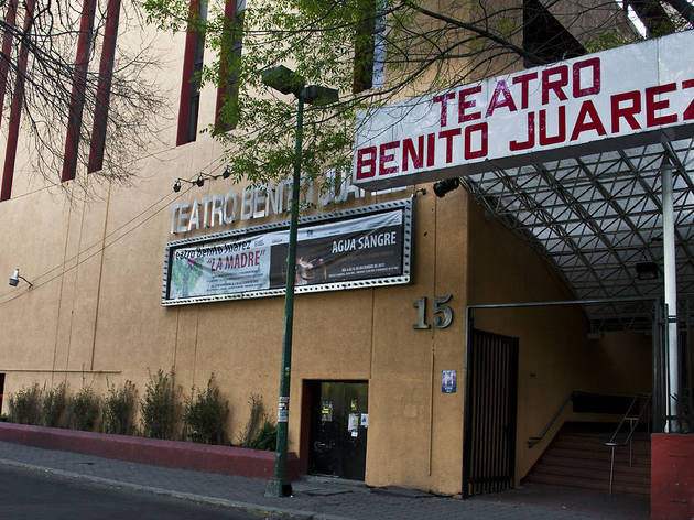 Teatro Benito Juárez
