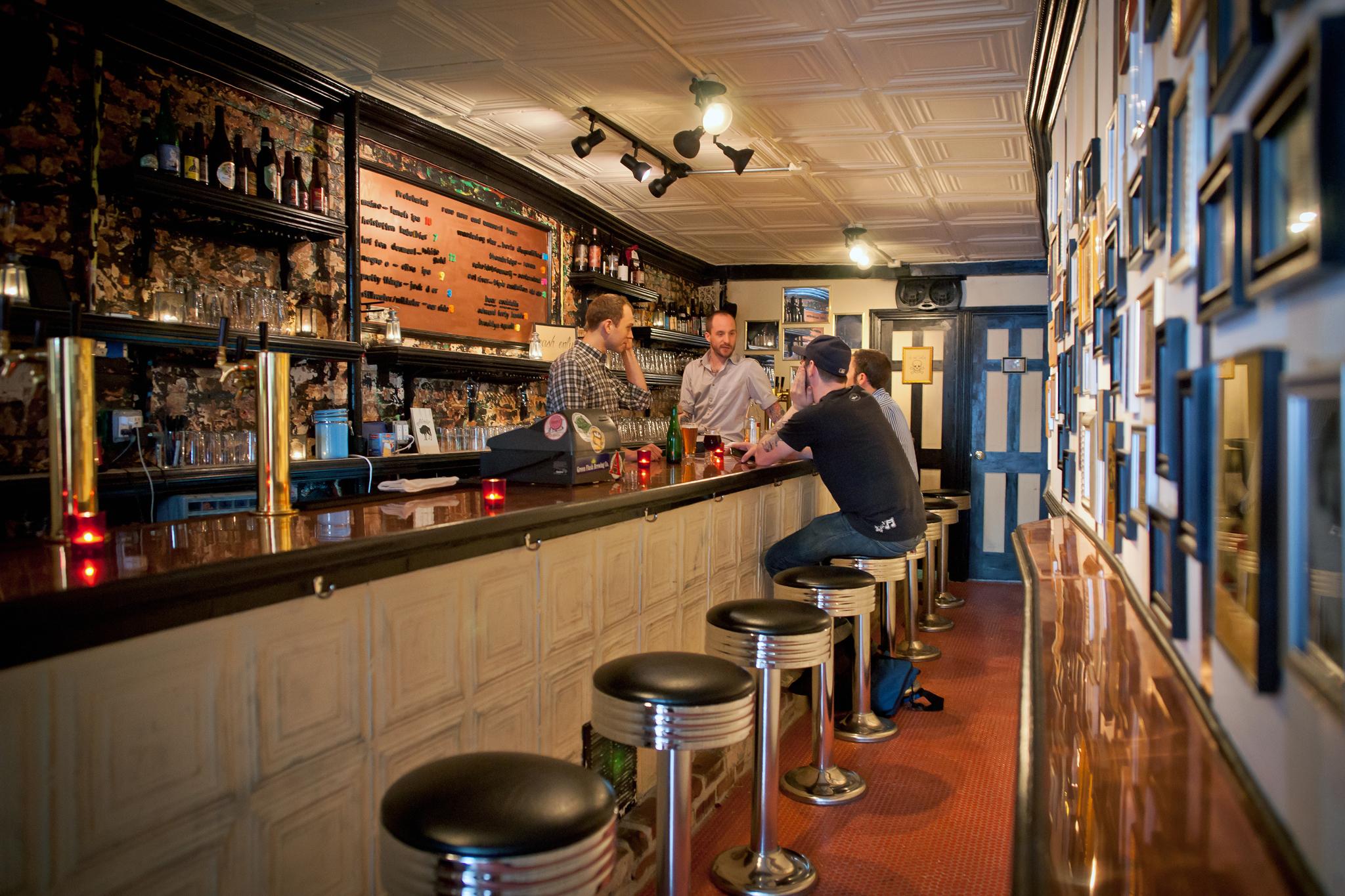 Best pint-sized brew shrine: Proletariat