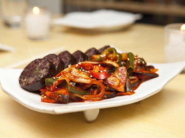 Best Seoul food: Hanjan