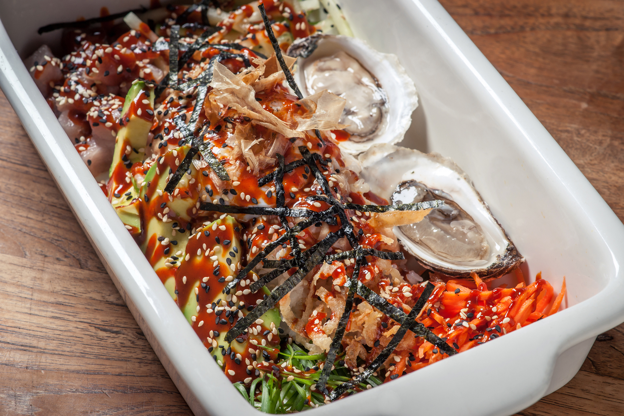 The Food Imitates Art Award: M. Wells Dinette