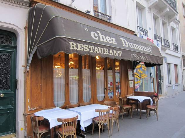 Chez Dumonet – Josephine