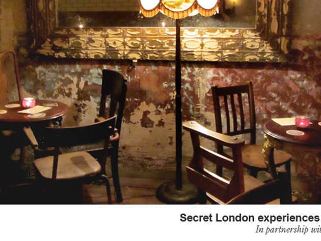 mastercard secret london