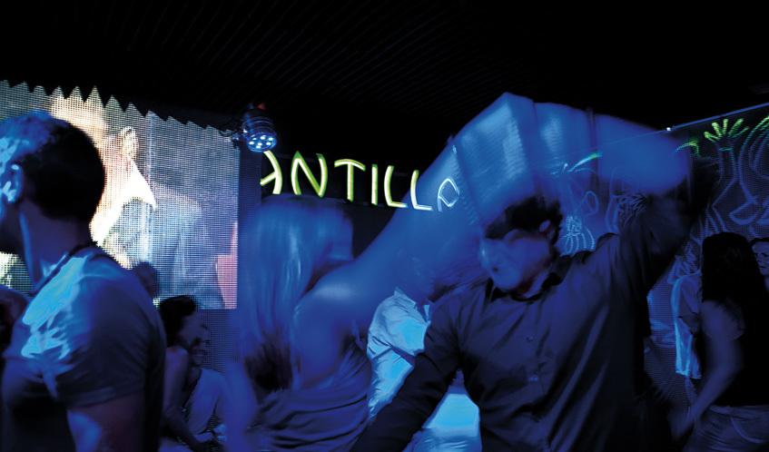Antilla BCN Latin Club