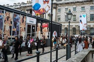 London Fashion Week: London Fashion Weekend