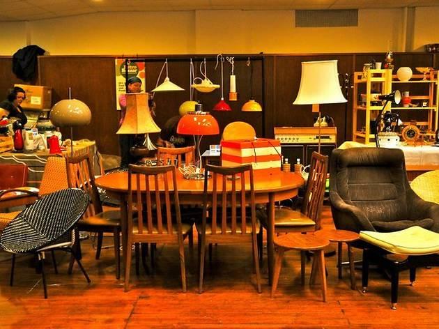 The Vintage Furniture Flea