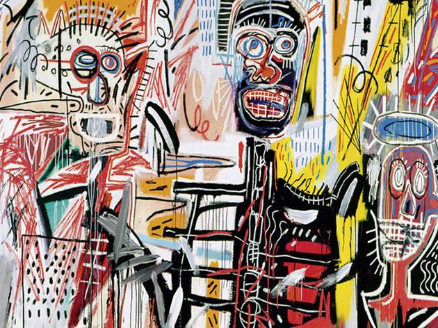 (Photograph: © The Estate of Jean-Michel Basquiat/ADAGP)
