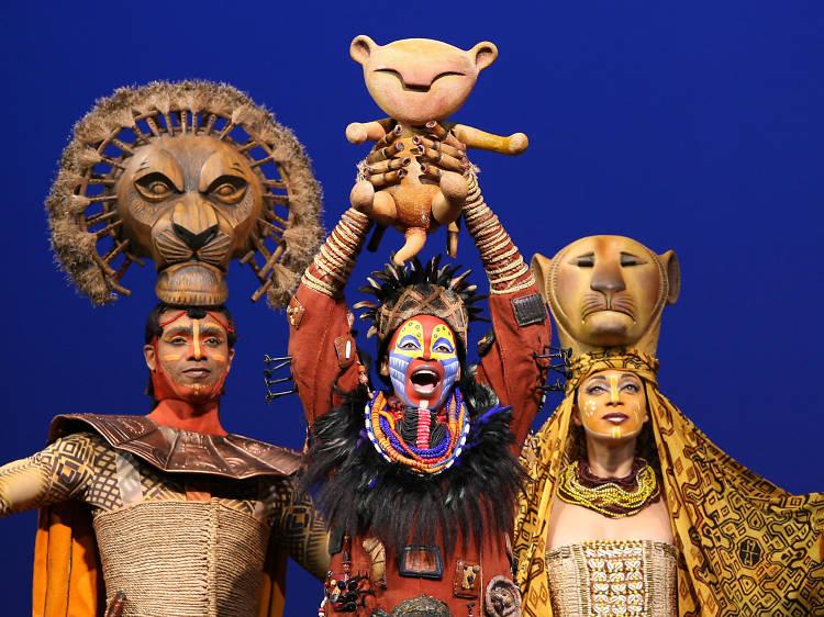 BEC-Tero is bringing award-winning musical The Lion King to Bangkok in Sep