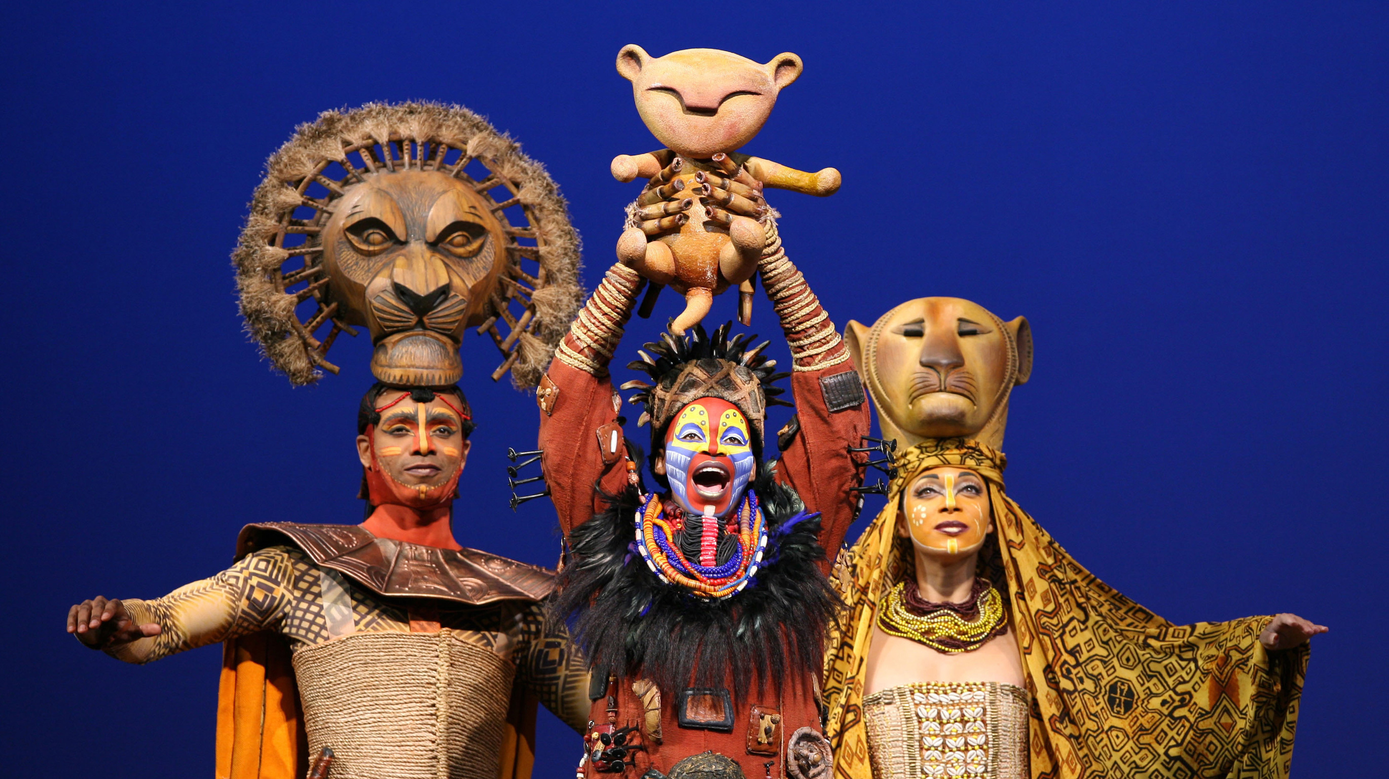 BEC-Tero is bringing award-winning musical The Lion King to Bangkok in Sep