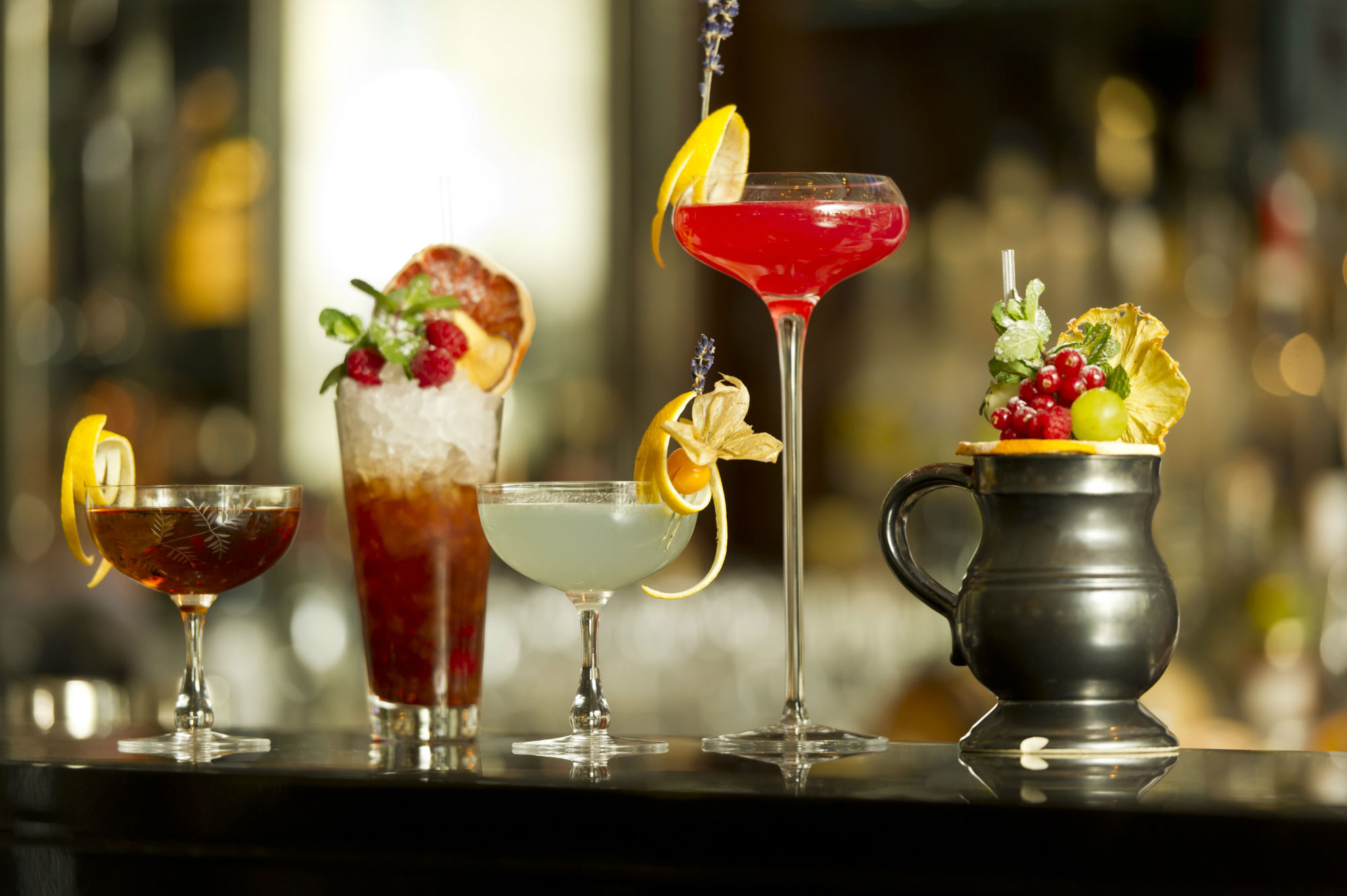 Six of london 39 s best cocktails for autumn food drink for Cocktail yop