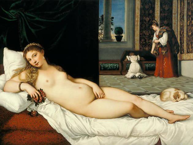 La Vénus d'Urbino