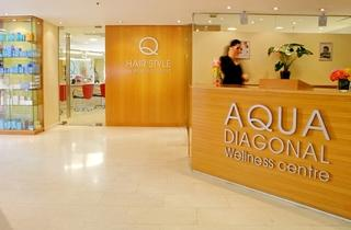 Aqua Diagonal Wellness Centre
