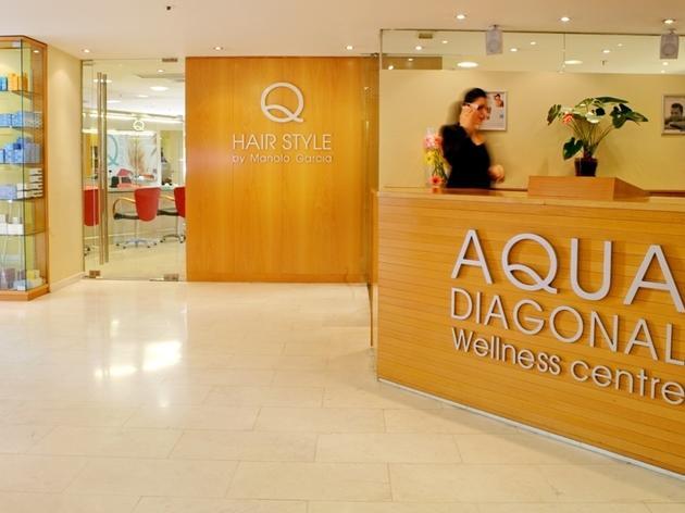 Aqua Diagonal Wellness Centre