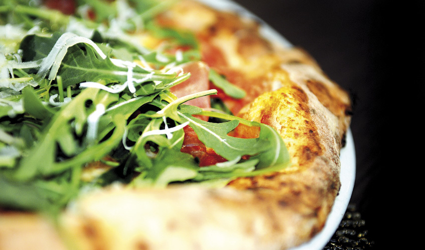 La pizza nostra