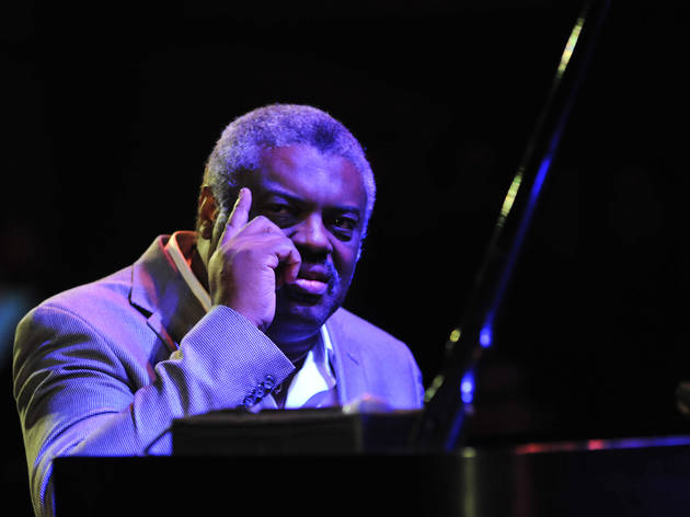 Mulgrew Miller and Wingspan