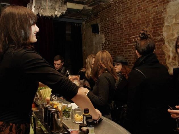 (Experimental Cocktail Club / © Simona Belotti)