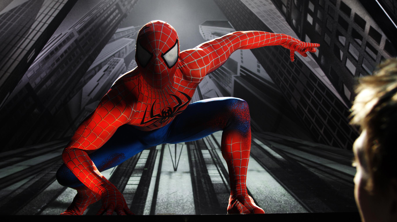 Человек паук мультик 17 фотография
