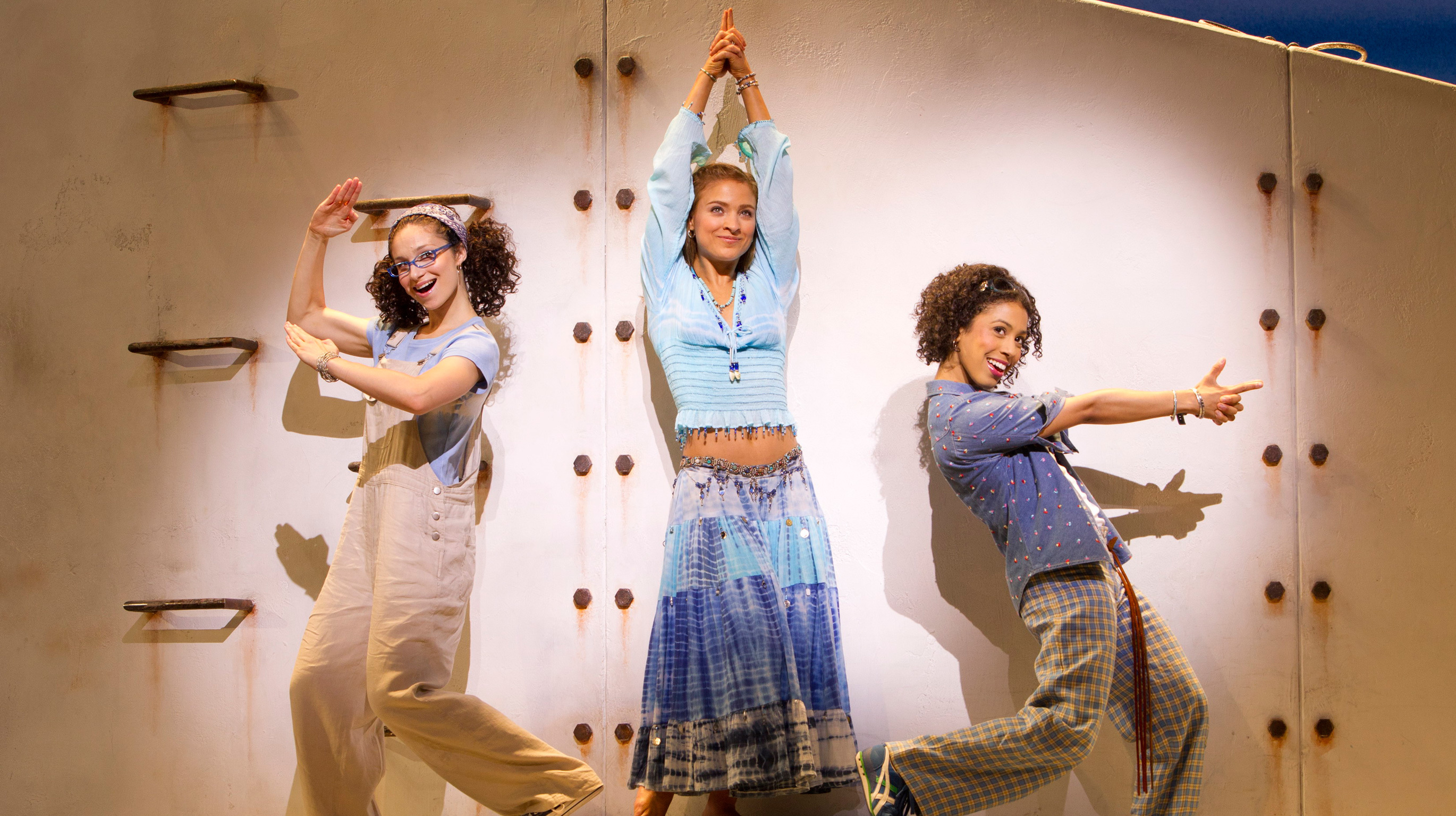 mamma mia on broadway tickets reviews and video