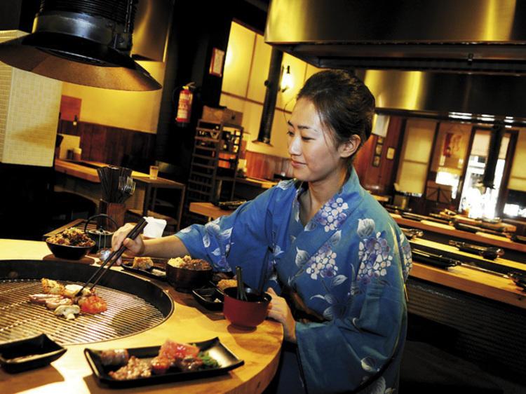 Restaurants japonesos