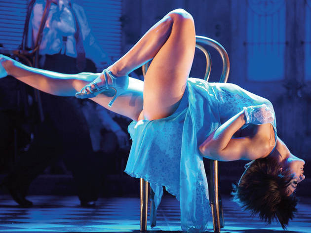 Flavia Cacace in Midnight Tango