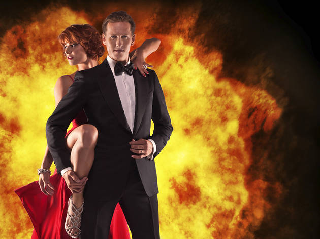 Brendan Cole: Licence to Thrill