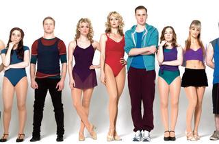 A Chorus Line press 2013