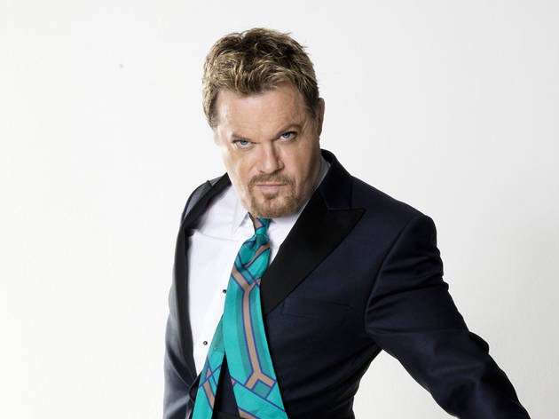 Funny Business, Eddie Izzard