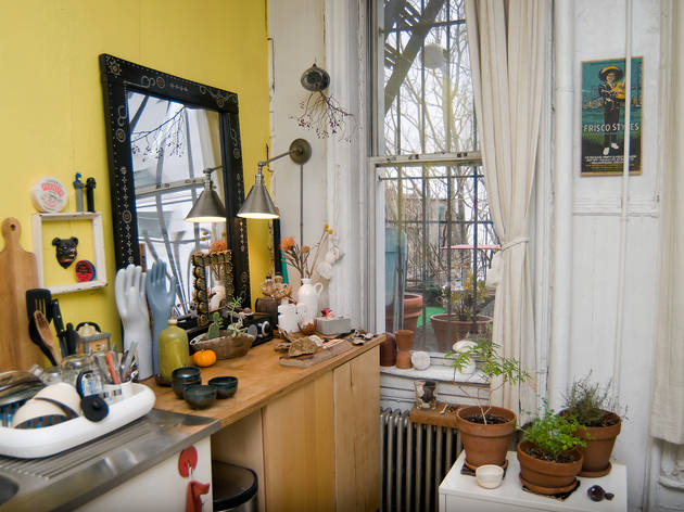 Apartment Tour 2BR Railroad In Williamsburg Brooklyn