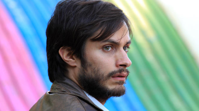 Gael Garcia Bernal, the star of No