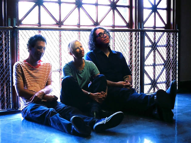 Sam Green and Yo La Tengo: The Love Song of R. Buckminster Fuller