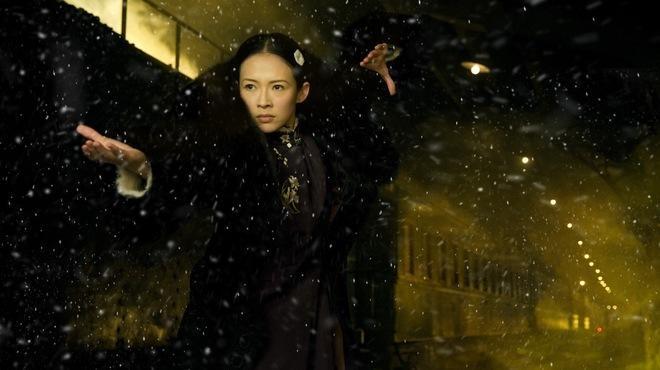 Berlin Film Festival: Zhang Ziyi in The Grandmaster