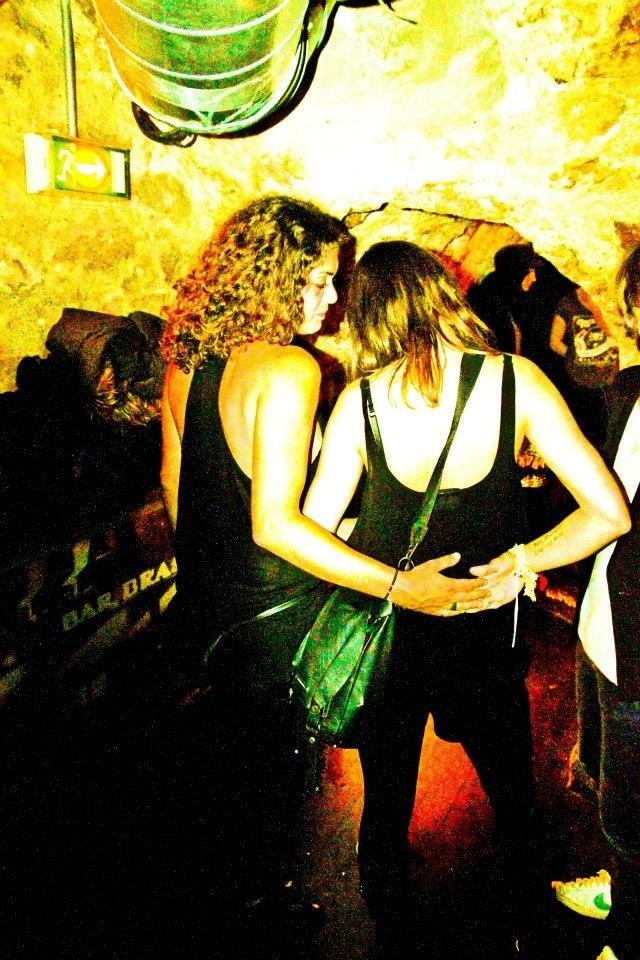 Lesbian bars in Paris