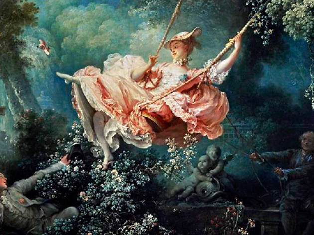 'The Swing', 1767, by Fragonard