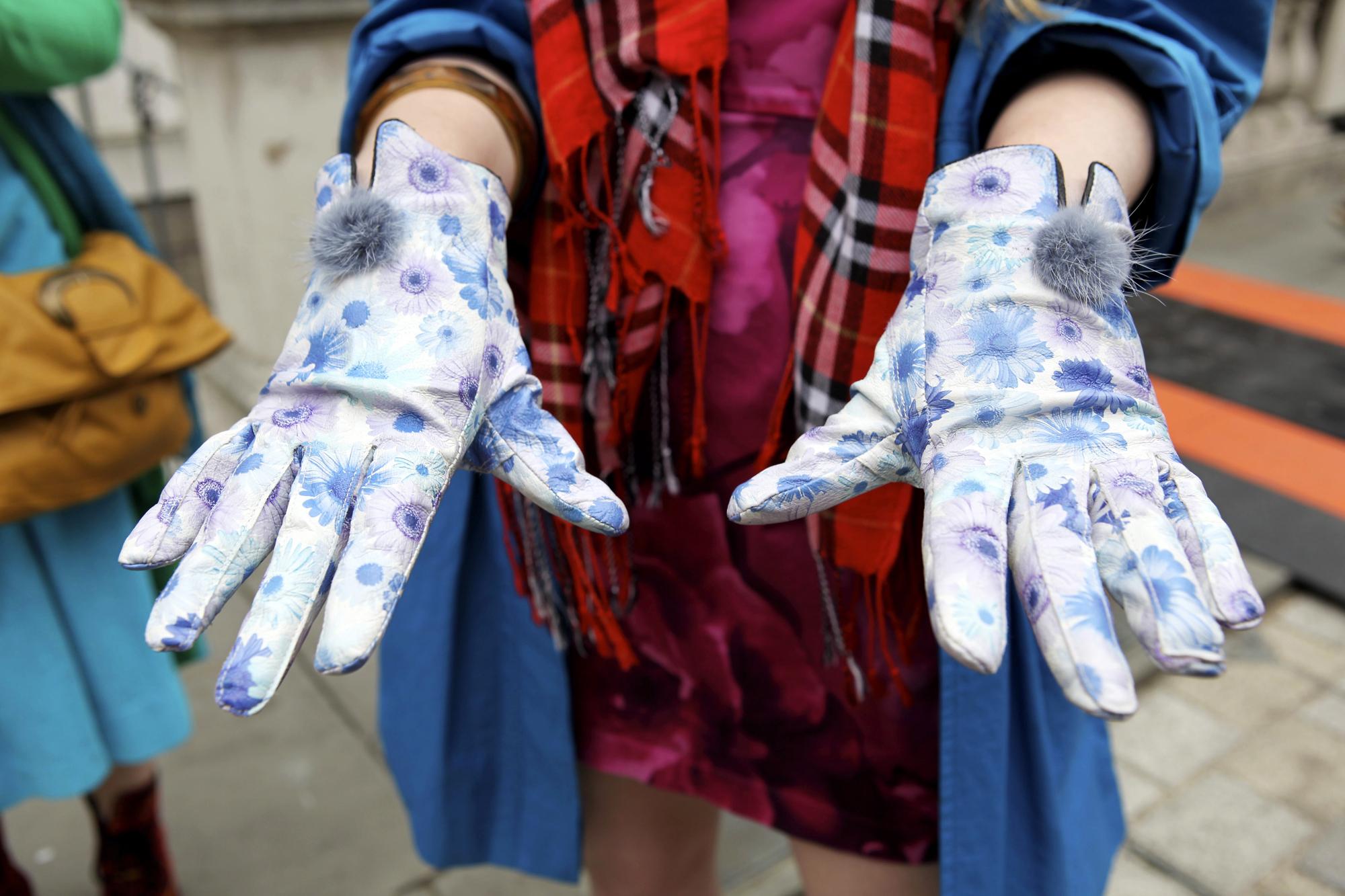 London Fashion Week gallery