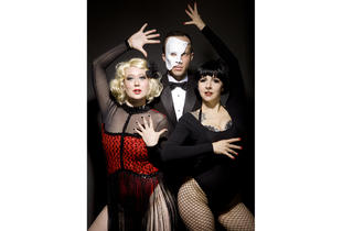 Epic Win Burlesque: The Musical!
