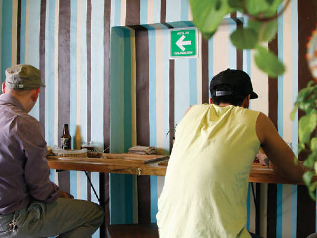 Lugares para comer solo