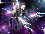 Stormy Leather and DJ Jess