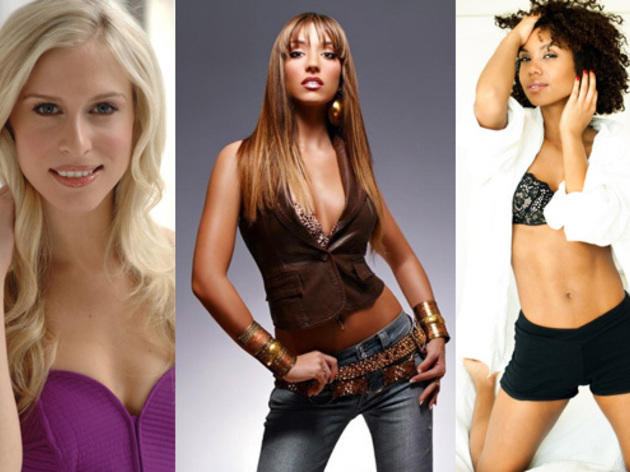 10 hottest chorus girls (2013)