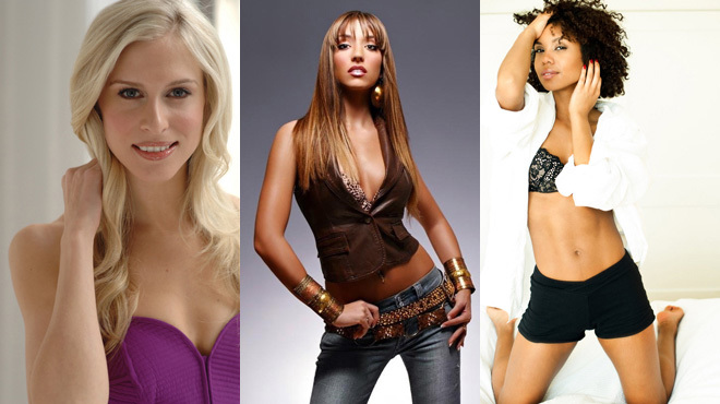 10 hottest Broadway chorus girls