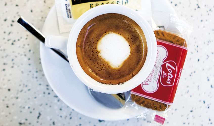 The best cafés in Barcelona