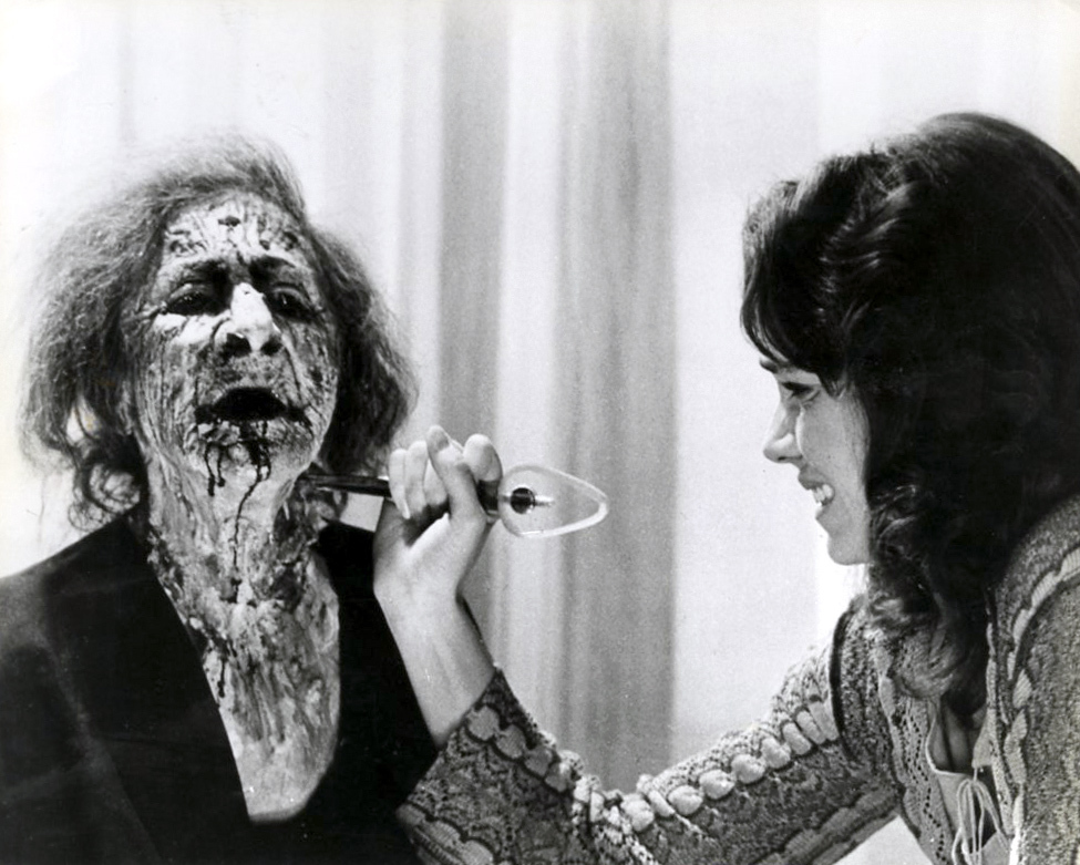 Mater Suspiriorum, The Mother of Sighs (actress uncredited)
