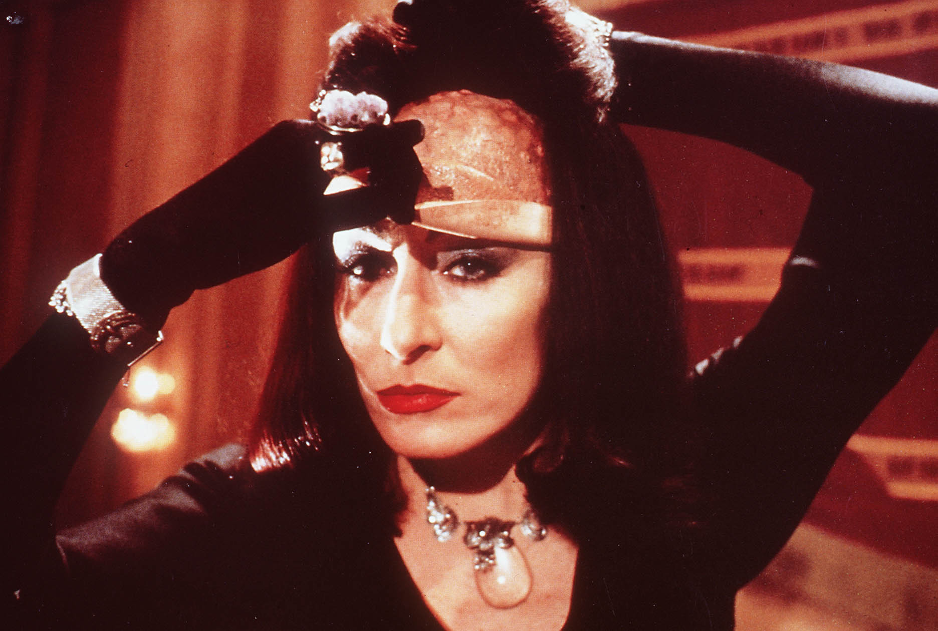 The Grand High Witch (Anjelica Huston)