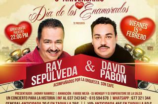 Ray Sepulveda & David Pabon